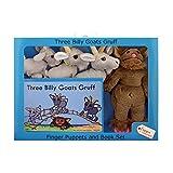 The Puppet Company - Sets de Cuentos Tradicionales - Las Tres Cabras Macho Gruff