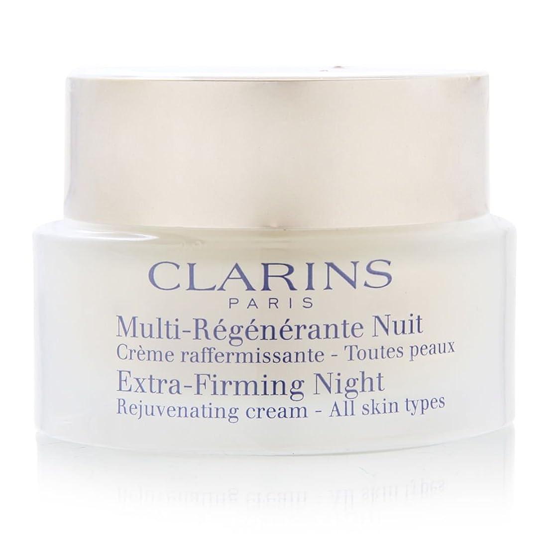 会員腕お香クラランス Extra-Firming Night Rejuvenating Cream - All Skin Types 50ml/1.7oz並行輸入品