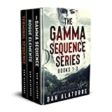 The Gamma Sequence books 1-3 BOX SET: a medical thriller series (English Edition)
