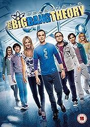 Big Bang Theory on DVD
