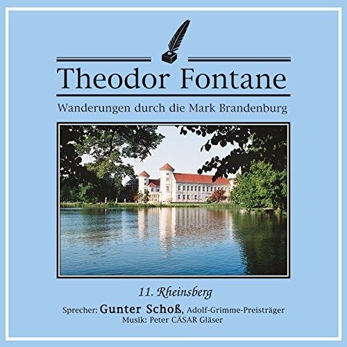 Rheinsberg audiobook cover art