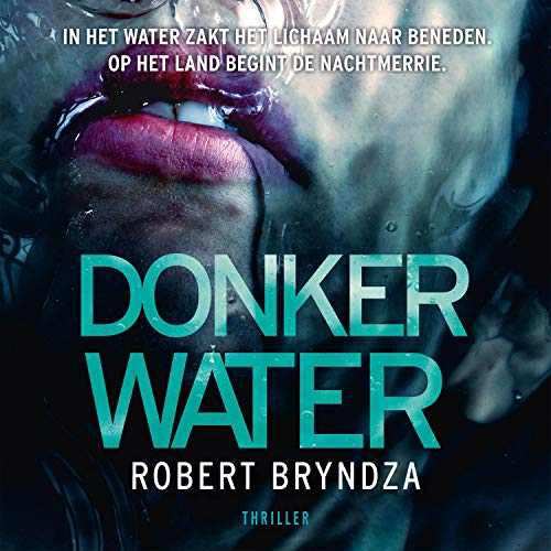 Donker water cover art