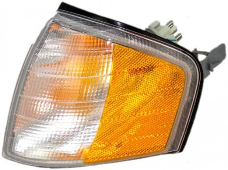 Mercedes C Class Replacement Corner Max 89% OFF Driver Side Light - Assembly Free shipping / New