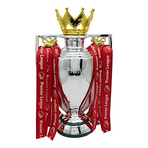Resin voetbal trofee Premier League trofee Champions League trofee Europa Cup fans supplies-,32cm