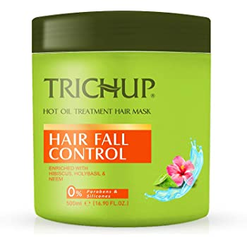 Trichup Hair Fall Control Hot Oil Treatment Hair Mask 500 ml