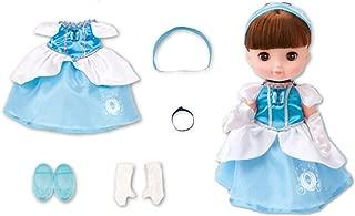 ずっと ぎゅっと レミン&ソラン シンデレラ ドレスセット(※お人形は別売りです)