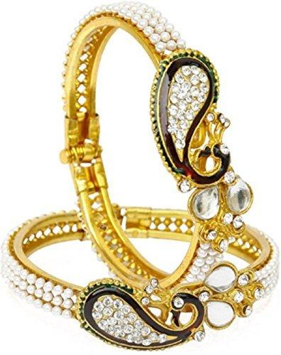 SataanReaper presenta pulseras tradicionales bañadas en oro para niñas y mujeres, talla 2.6#SR-2489
