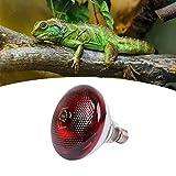 Luz Acuario Led Acuario Tortuga lámpara de Calor Infrarrojo lámpara de calefacción Lámparas de Calor para Animales b 150w
