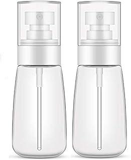 6 packs Spray Bottles Travel, Fine Mist Spray Bottles 3.4oz/100ml Travel Bottles Containers Set Spray Bottle Accessoires R...