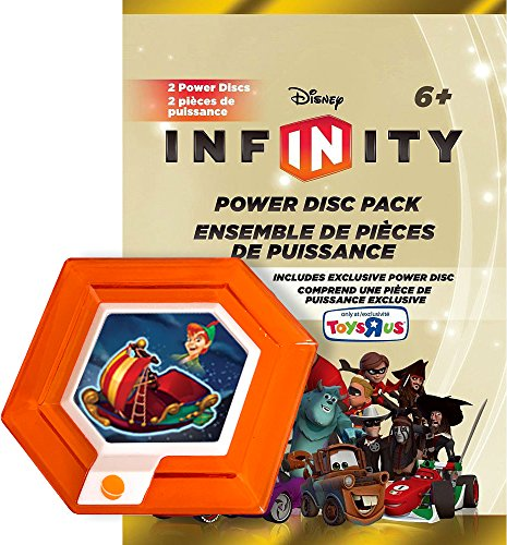 Disney Infinity Toy Box Power Discs (Toys R Us) Exclusive - Captain Hook's Ship