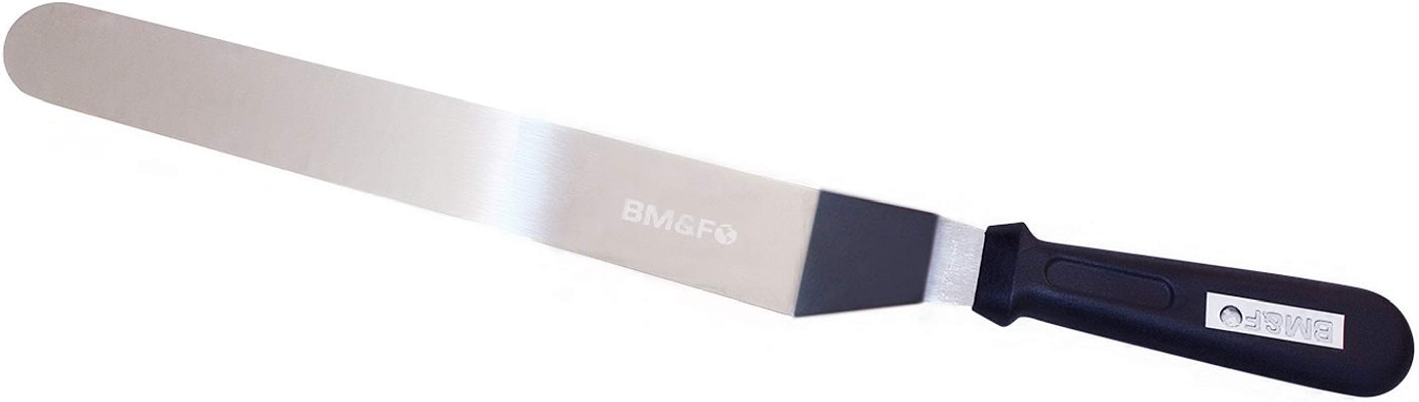 Offset Icing Spatula Metal Spatula For Cake Frosting Decorating And Barbecue Heat Resistant Flexible Baking Stainless Steel Tool Great For Any Cooking Set In The Kitchen Best Friend Gifts