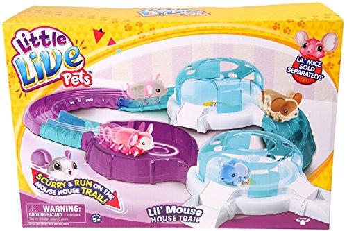Little Live Pets - Set del Camino de ratón