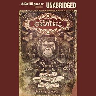Remarkable Creatures audiobook cover art