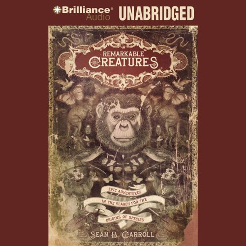 Remarkable Creatures audiobook cover art
