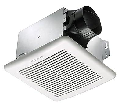 Delta Electronics (Americas) Ltd. GBR80 Delta BreezGreenBuilder GBR Series Exhaust Fan, 80 CFM, Silver