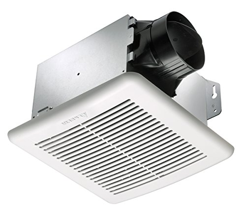 Delta Electronics Delta BreezGreenBuilder GBR80 80 CFM Exhaust Bath Fan, 4' duct