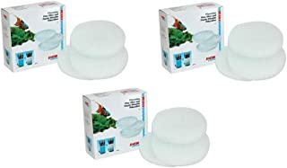 EHEIM Fine Filter Pad (White) for Classic External Filter 2215 - 9 Total Filters (3 Packs with 3 per Pack)