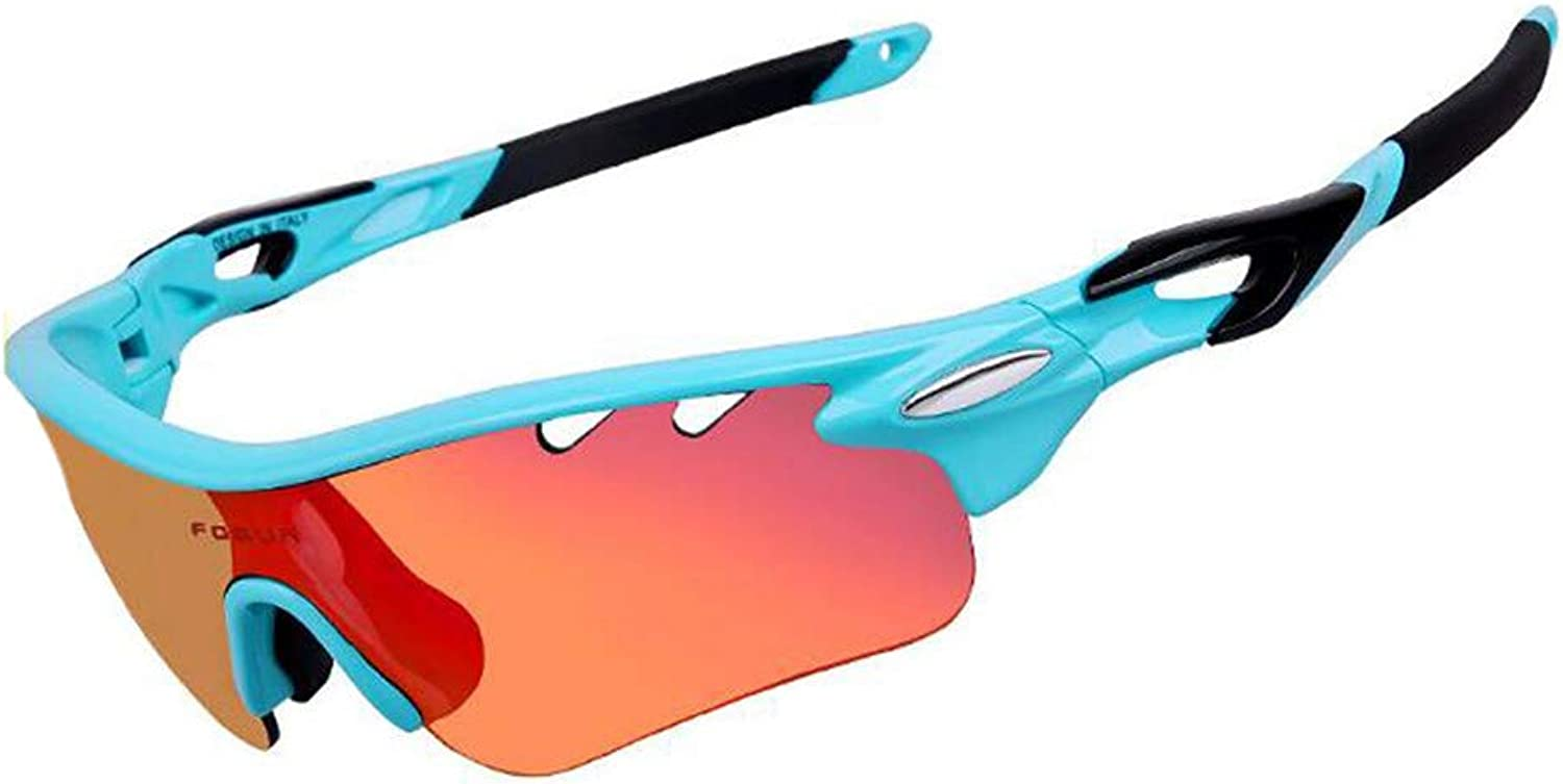 Cycling Running Glasses Outdoor Sports Polarization Cycling Sunglasses AntiFog Eye Glasses
