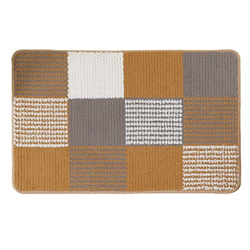 Why Choose CarPet Door mat Bedroom Entrance Door mat Bathroom Bathroom Kitchen Door mat Absorbent No...