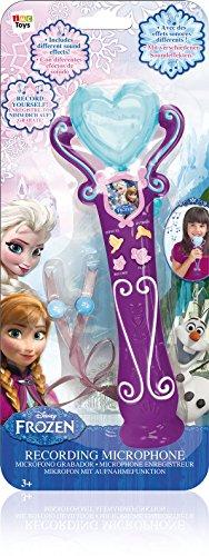IMC Toys - Disney - Microphone enregistreur La Reine des Neiges - 16064