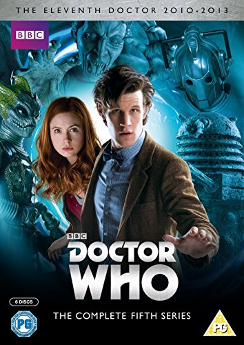 Doctor Who - Complete Series 5 Box Set (repack) [Italia] [DVD]