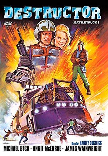 Destructor / Battletruck (1982) ( Warlords of the 21st Century ) ( Battle truck )