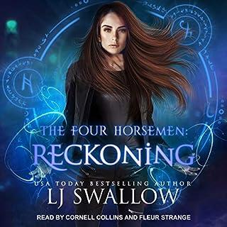 The Four Horsemen: Reckoning       Four Horsemen Series, Book 7              Autor:                                                                                                                                 LJ Swallow                               Sprecher:                                                                                                                                 Cornell Collins,                                                                                        Fleur Strange                      Spieldauer: 7 Std.     1 Bewertung     Gesamt 4,0