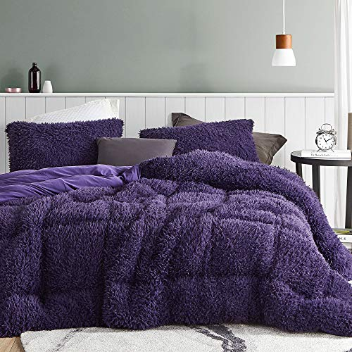 Queen of Sleep - Coma Inducer King Comforter - Purple Reign