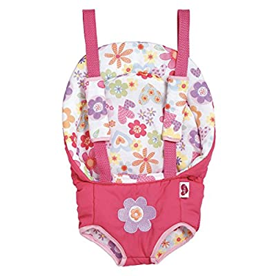 """Adora Dual Purpose Baby Carrier Snuggle fits Dolls up to 20"""""""