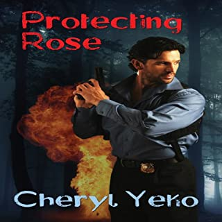 Protecting Rose audiobook cover art