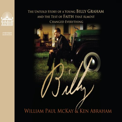 Billy audiobook cover art