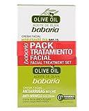 Babaria Tratamiento Facial Aceite de Oliva -  1 Paquete de 2 Unidades