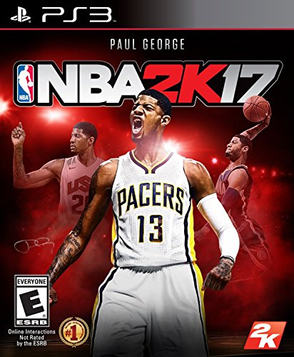 Take-Two Interactive NBA 2K17 PS3 Básico PlayStation 3 Inglés vídeo - Juego (PlayStation 3, Deportes, Modo multijugador, E (para todos))