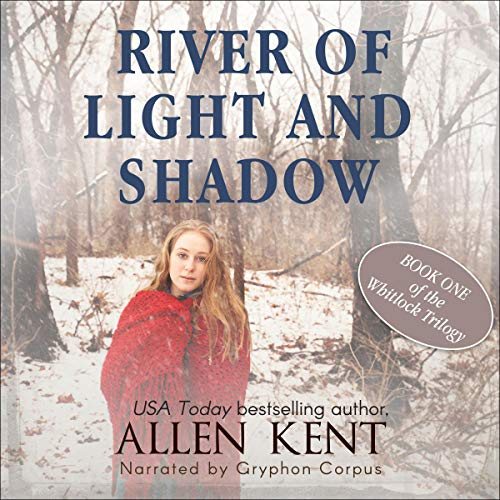 River of Light and Shadow  By  cover art