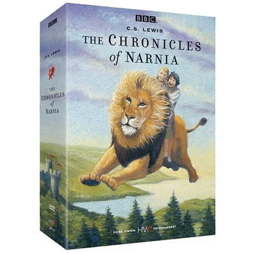 Amazon com: The Chronicles of Narnia - (3-Disc Set) - (The