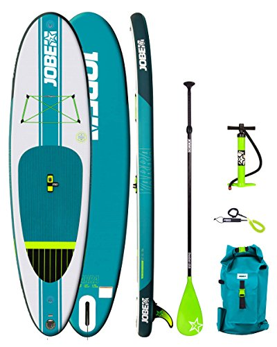 Jobe 2018 Aero Yarra Inflatable Stand Up Paddle Board 10'6 x 32...