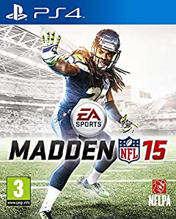 Madden NFL 15 (B00KW6HOX8) | Amazon price tracker / tracking, Amazon price history charts, Amazon price watches, Amazon price drop alerts