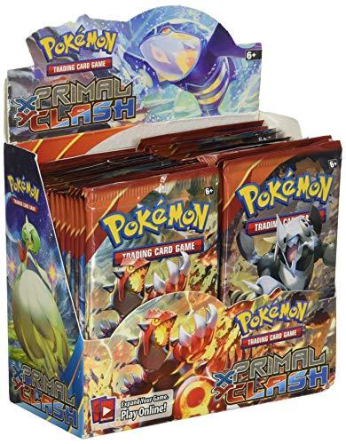 Pokemon X & Y Primal Clash Booster Box