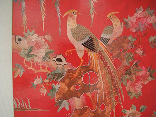 Why Choose Dextrous and Colorful. Chinese Embroidery