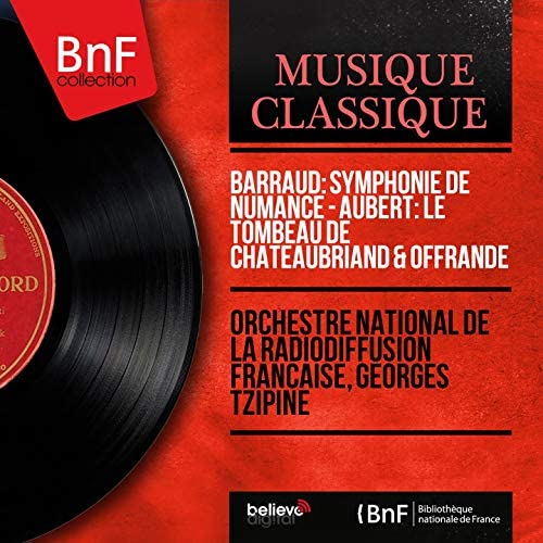 Orchestre national de la Radiodiffusion française, Georges Tzipine