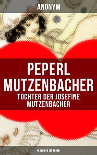 Josefine mutzenbacher leseprobe [pdf] Josefine