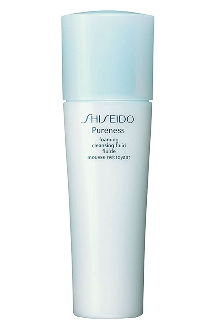 広く袋バナーPureness Foaming Cleansing Fluid