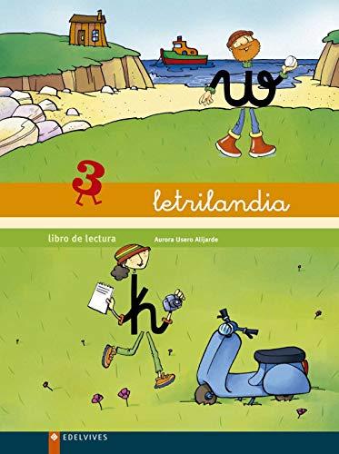 Letrilandia 3 (Libro de lecturas)