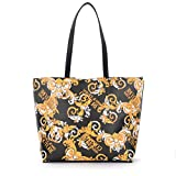 VERSACE JEANS COUTURE bolso de compras mujer E1VZABZ1 71588 M27 UNICA Nero/multicolore