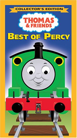 Thomas the Tank Engine - Best of Percy [VHS]