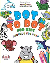 Elmer Smiles: Connect The Dots Books For Kids: Over 100 Dot to Dot Puzzles and Challenges (Smiles Clever Kids Series)