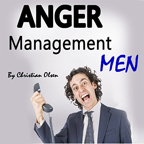 Anger Management Men audiobook cover art