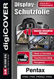 digiCOVER Basic Displayschutzfolie Pentax K-2 -