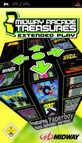 Midway Arcade Treasures - Extended Play