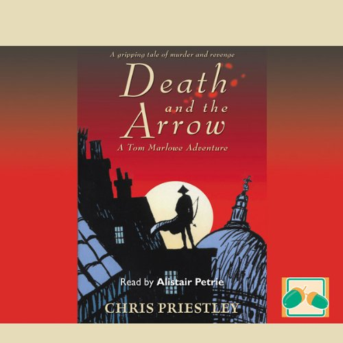 Death and the Arrow audiobook cover art
